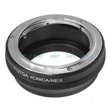 FOTGA Konica AR Lens to Sony E-Mount NEX3 NEX5 NEX-7 NEX-5N 5R 5C NEX-C3