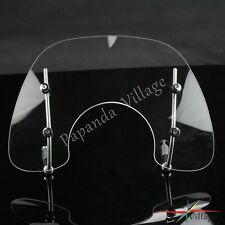 Windscreen Fly Screen Shield With Fitting Kit For VESPA PRIMAVERA 150 FLYSCREEN