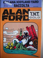 Alan Ford  Collana Scotland Yard Estate 2007 n°1 D  (nr 113-114)   [G309]