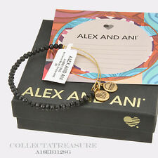Authentic Alex and Ani Brilliance Bead, Eclipse Yellow Gold Bangle