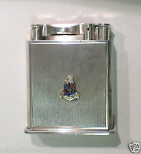 BRIQUET Ancien * ST Dupont JEROBOAM indochine * Desk Lighter Feuerzeug Accendino
