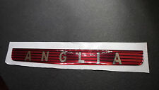 Ford Anglia 105E - Front Anglia Badge (insert) ( self adhesive)
