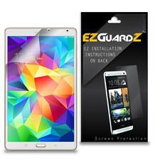 "3X EZguardz LCD Screen Protector Cover HD 3X For Samsung Galaxy Tab S 8.4"" WiFi"