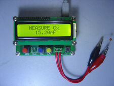 High Precision Inductance/Capacitance L/C Meter LC100-A