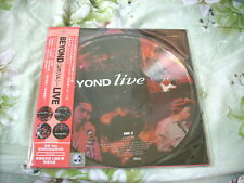 "a941981 Beyond HK Live Double 12"" PIcure Disc LP Made in EU 2015 Sealed Copy Limited Edition Number 162"