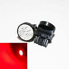 7443 7440 T20 Red COB LED 12 SMD High Power Bulb #P16 2x Rear Stop Brake Light