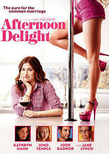 AFTERNOON DELIGHT DVD Jill Soloway, Jane Lynch BRAND NEW!!!