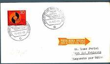 GERMANIA REP. FED. - 1972 - Viaggio del Papa Paolo VI° in Germania