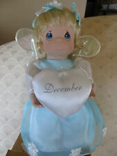 Precious Moments DOLL December Birthstone Angel Fine Porcelain NEW ~ ON SALE NOW