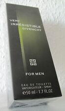 Very Irresistible Givenchy for Men 50 ml Eau de Toilette Spray NEU OVP in Folie