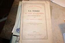 Le monde terrestre La terre et les vegetaux Labesse et Pierret 1886