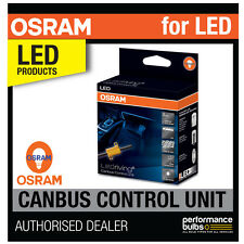 New! OSRAM LED Canbus Control Unit Fits To Remove Errors With LED Retrofit Bulbs