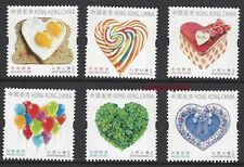 Hong Kong 2015 stamp  Heartwarming Valentine's Day Special Stamps