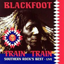 BLACKFOOT - TRAIN TRAIN - LP VINYL NEW UNPLAYED 2011