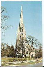Colour Postcard of The Marble Church, Bodelwyddan