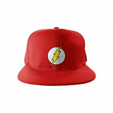 Official DC Comics - Flash Shield - Snapback Baseball Cap