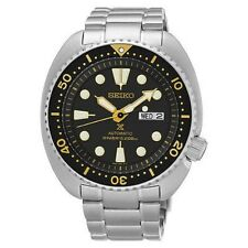 NEW SEIKO AUTOMATIC PROSPEX TURTLE STAINLESS STEEL DIVERS SRP775