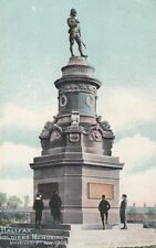 HALIFAX(Yorkshire) : Soldiers Memorial unveiled 7th Nov 1904-LION series
