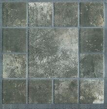 1m²  dc-fix High Quality Self Adhesive Vinyl Floor Tiles Grey Stone Effect