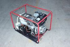 Honda GD410 9hp Diesel 7kVA 60-200Amp Welder Generator w Electric Start