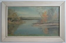VINTAGE Oil Painting Signed.