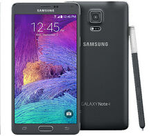 Samsung Galaxy Note 4 SM-N910T - 32GB - Black (T-Mobile) Android Smartphone (B)