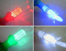 4x Deep Drop Underwater Fish Attracting Lure LED Fishing Flash Fibre Light Bait