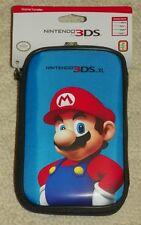 Nintendo 3DS, 3DS XL, DS & DSi - Super Mario - Universal Case - Blue