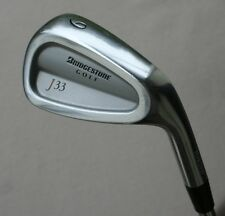Bridgestone J-33 # 9 Iron Rifle 5.5 Steel Shaft J33