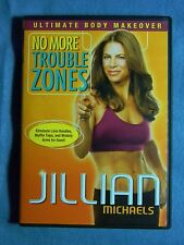 LIKE NEW Jillian Michaels No More Trouble Zones FF DVD LGBTQ CombindPostageAvail