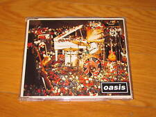 OASIS DON'T LOOK BACK IN ANGER RARE OOP SINGLE CD