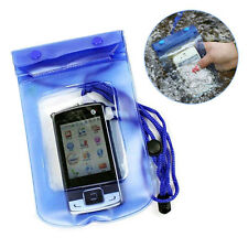 New Universal Waterproof Pouch Bag Case for Cellphone Camera Watch MP3 Player