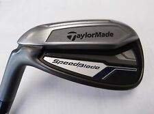 Excellent~TaylorMade SpeedBlade Iron Set 4-PW-AW (8-clubs) Left Hand~Graph~Reg