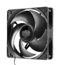 Cooler Master Silencio FP120 PWM 120mm Quiet Case Fan, 800-1400RPM, 6.5 - 14 dBA