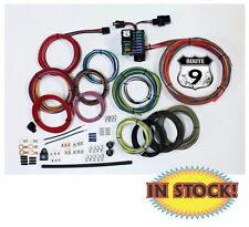 American Autowire Route 9 Universal Wiring System - 510625
