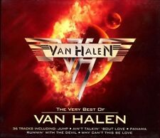 The Very Best of Van Halen New CD