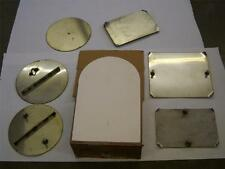 New Stainless Target Flame Shield Baffle for any Waste Oil Heater or Furnace
