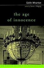 The Age of Innocence: Complete Text With Introduction Historical Contexts, Criti