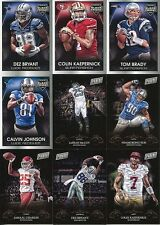 2014 Panini Black Friday Football 12 Card Lot with Tom Brady NM Condition