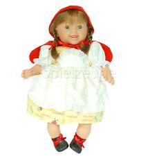Nines d 'Onil dunkelkhaarige muñeca caperucita roja 45 cm nuevo! de España!