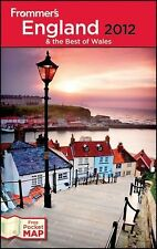 Frommer's Complete Guides: Frommer's England 2012 : And the Best of Wales by...