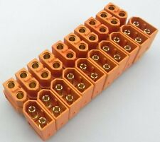 NEW 10Pair XT60 Male & Female Bullet Connectors Plugs For RC LiPo Battery I