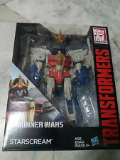 Transformers Combiner Wars Leader Class Starscream Hasbro MISB Sales!!