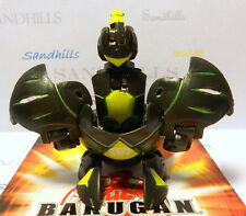 Bakugan Aranaut Black Darkus Gundalian Invaders DNA 760G