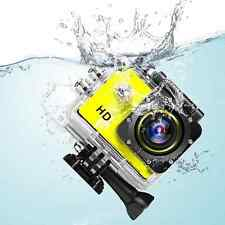 SJ4000 1.5 inch HD 1080P Action Sport Mini Vedio Camera Waterproof Yellow*