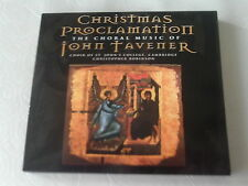 CD - Christmas Proclamation - The Choral music of John Tavener