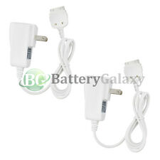 2 Travel Home Wall AC Charger for The NEW TAB TABLET PAD Apple iPad 3 3rd GEN