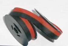 Brother 662TR Typewriter Ribbon - Black and Red Ink