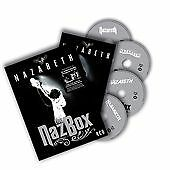 Nazareth - The Naz Box (CD, 4-Disc Box Set) . FREE UK P+P ......................