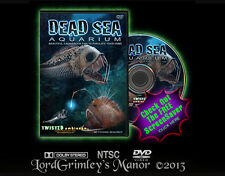Movie Twisted Ambience Dead Sea DVD Halloween Prop Special FX Changing Images